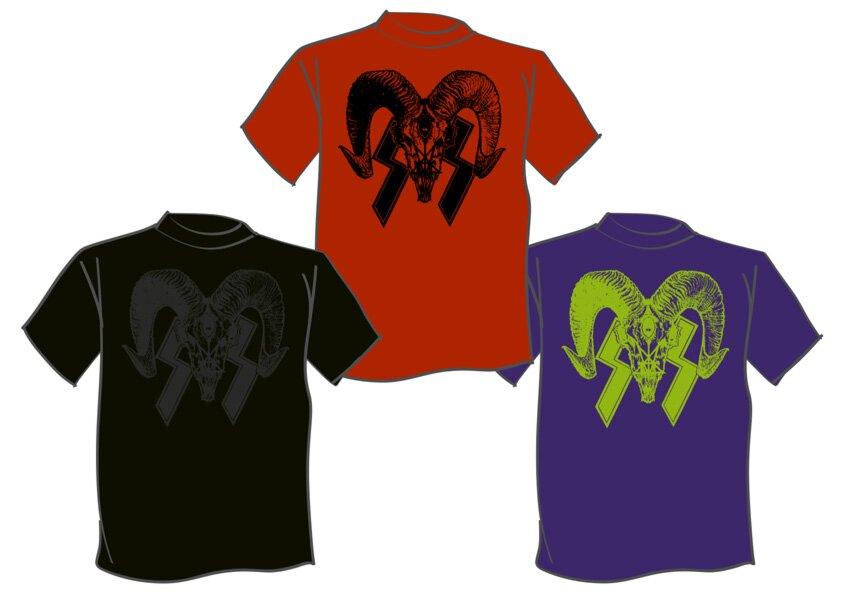 Ramesses 'RamSS' t-shirt